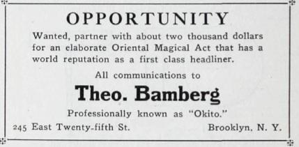 bamberg opportunity