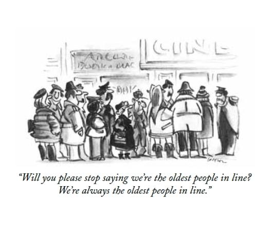 oldest people