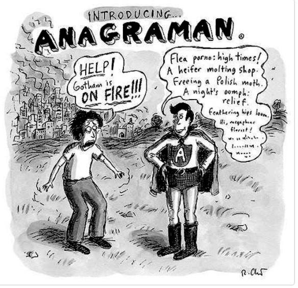 anagraman