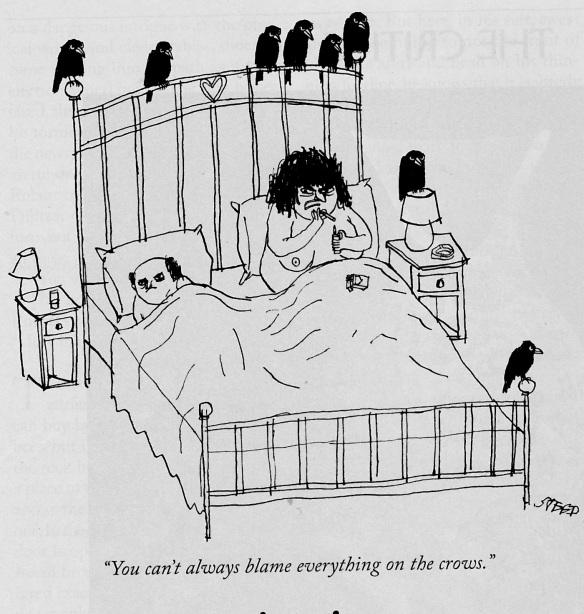 crow edward steed