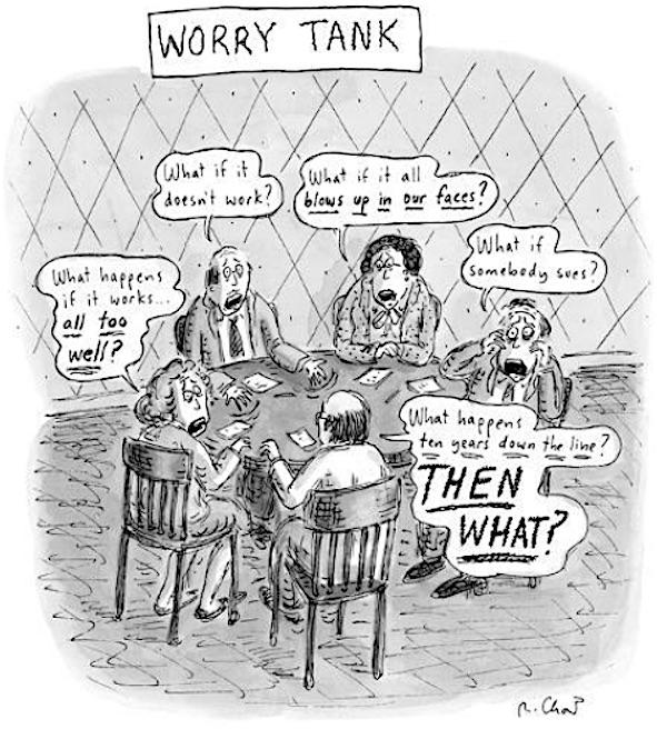 worry tank