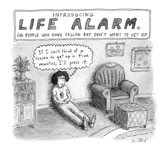 life alarm
